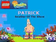 LEGO Spongebob Game cover
