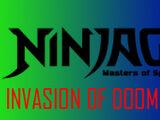 Ninjago:Invasion of Doom