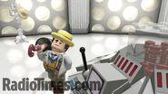 Lego Sylvester Mccoy Tardis