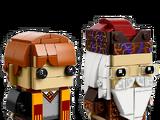 Ron Weasley und Albus Dumbledore 41621