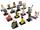 8803 Minifigures Series 3
