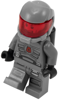 Space Police Commando