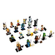 The Lego Ninjago Movie Series Grid