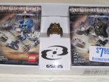 65295 BIONICLE Twin-Pack with Gold Mask