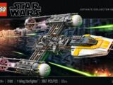 75181 Y-wing Starfighter
