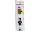 851689 Catwoman Minifigure Magnet Set