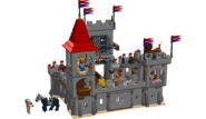 King Krabs' Castle Backside