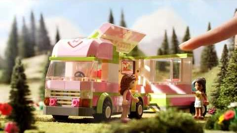 """LEGO Friends - """"Camper"""" TV Spot"""