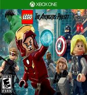 LEGO The Avengers-Phase 1 Cover (Xbox One)