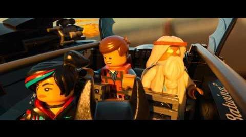 La Grande Aventure LEGO Le destin