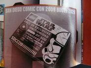 SDCC Brickmaster 2009 1