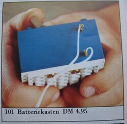 101-4.5V Battery Case 1966
