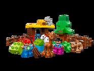 10582 Les animaux de la forêt
