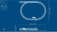 60197PassengerTrainBlueprint