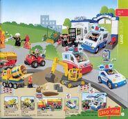 Katalog výrobků LEGO® za rok 2009 (první pololetí) - Strana 09