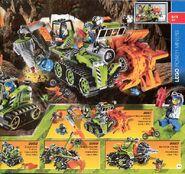 Katalog výrobků LEGO® za rok 2009 (první pololetí) - Strana 43