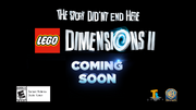 LEGO Dimensions 2 Banner