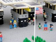 Lego Stars and Stripes