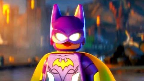 THE LEGO BATMAN MOVIE TV Spot 10 - Batgirl (2017) Animated Comedy Movie HD