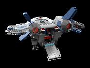 6869 Le combat aérien en Quinjet 3