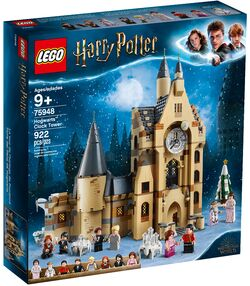 75948 Hogwarts Clock Tower Box