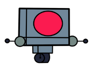 Cartoon-Robots