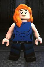 Custom Becky Lynch