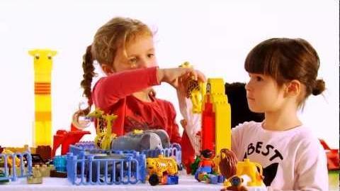 LEGO DUPLO Vivre sa propre aventure