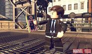 LEGO Marvel Super Heroes Agent Coulson 2