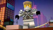 Zane armure de l'armée de pierre-Le ninja de titane