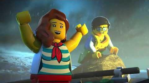 Δαμάζοντας τα κύματα - LEGO City - Mini Movie