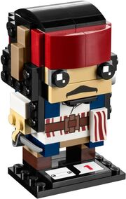 41593 Captain Jack Sparrow