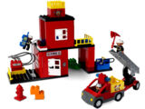 4664 Fire Station