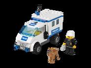 7285 L'unité de police