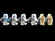 75280 Les Soldats Clones de la 501ème légion 5