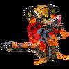 Croc' feu-70674