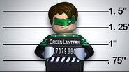 Green Lantern fiche-La Légion Maudite