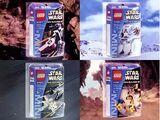 K4487 Star Wars Miniatures Kit