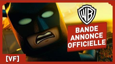 LEGO BATMAN, LE FILM - Bande Annonce Officielle (VF)