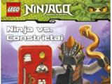 Ninja vs Constrictai Activity Book