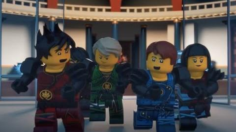 Ninjago - Season 7 Trailer