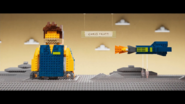 Rex Dangervest - Ending Credits - Lego Movie 2