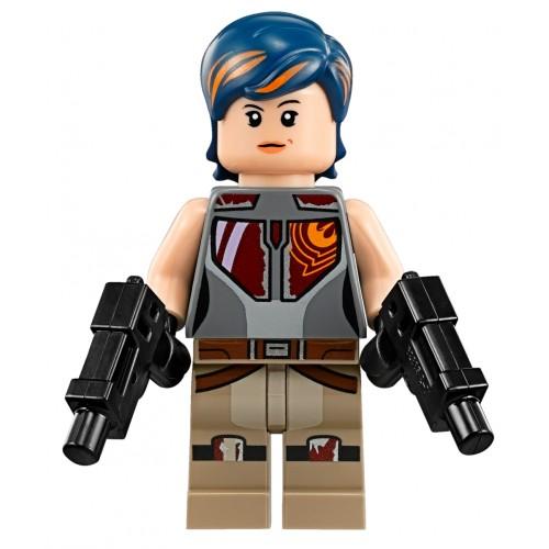 Lego Star Wars Sabine Wren Minifigure NEW!!!