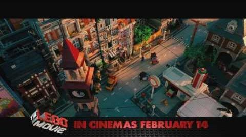 "The LEGO Movie - ""Fate"" TV Spot - Official Warner Bros."