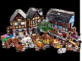 10193 Le village médiéval