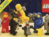 6702 Space Mini-Figures