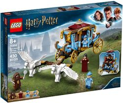 75958 Beauxbatons' Carriage- Arrival at Hogwarts Box