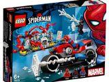 76113 Spider-Man Bike Rescue