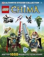 Legends of Chima Ultimate Sticker Collection