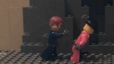 Lego Agents Mission 3